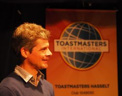 Wat is Toastmasters?